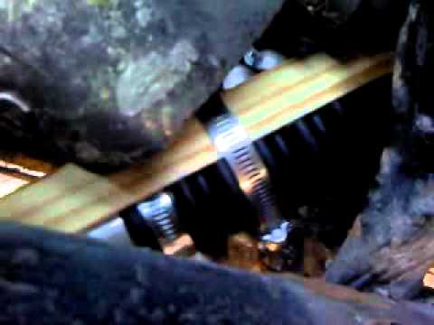 Easy Way To Install Replace Bellows Billows On Mercury
