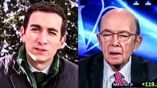 Trump Official Shocks Even The Most Plutocrat Friendly CNBC Reporter