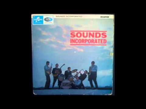 Sounds Incorporated - Sounds Incorporated (1964)