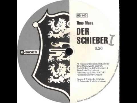 Timo Maas - Der Schieber I