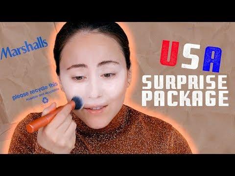 Makeup Artist shoppt mir UNBEKANNTE Makeup BRANDS in den USA 🤡