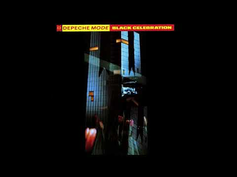 Depeche Mode - Black Celebration [FULL ALBUM]