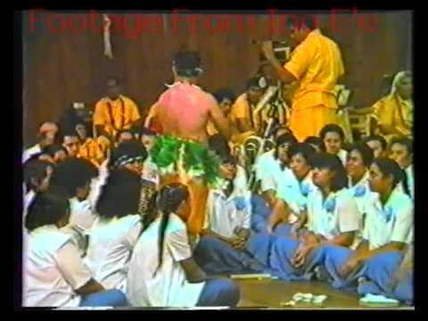 "The ""BEST SAMOAN MA'ULU'ULU' Ever"