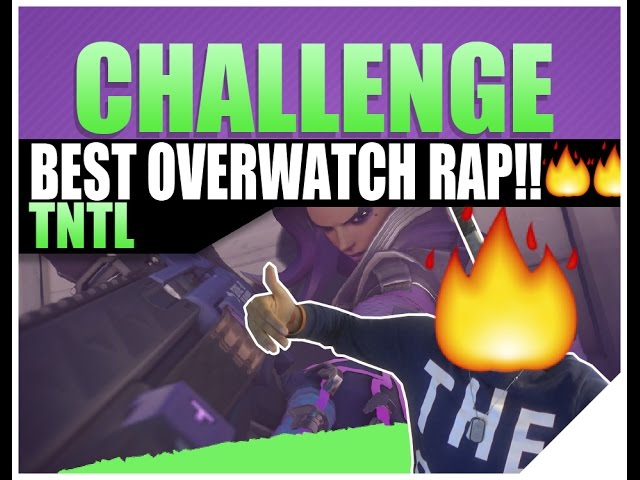 Overwatch Epic Rap 21 Heroes Reaction By Dan Bull
