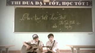 Chia Tay Tuổi Học Trò ( Hải Đăng) - Vũ Quốc Tĩnh cover - Guitar Duy