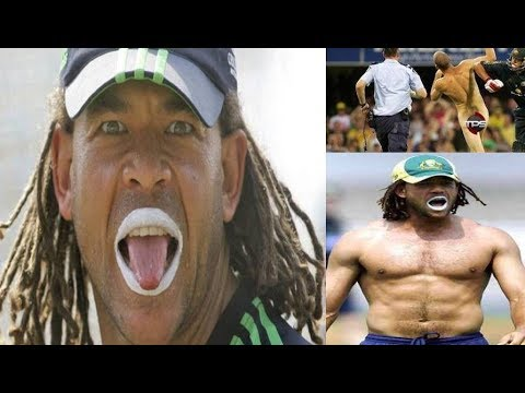 Andrew Symonds Roy - Top 3 craziest things done in the cricket field --- Must Watch