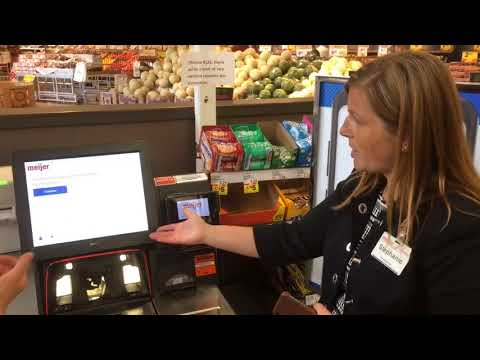 Meijer launches shop and scan program to speed up checkout time