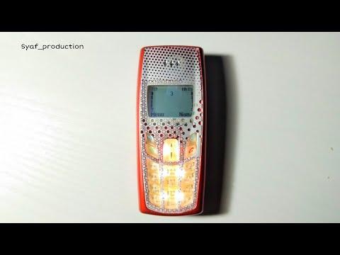 Nokia 3610 - review, ringtones, games...