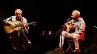 Caetano Veloso & Gilberto Gil - Esotérico (Milano, Villa Arconati, 11 Luglio 2015)