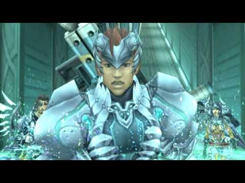 Xenoblade Chronicles - Party Battle Quotes - Reyn (Japanese)