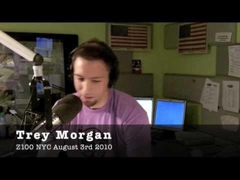 Trey Morgan Z100 Video Aircheck