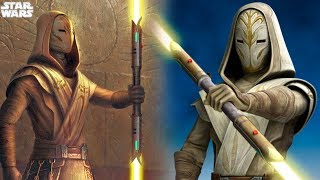 Why Yellow Lightsabers are So Rare FINALLY Revealed (Canon) - Star Wars Explained
