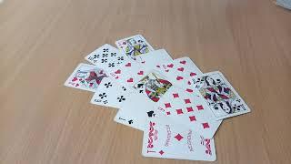 КРЕСТОВЫЙ КОРОЛЬ♣ и ДАМА ЧЕРВОВАЯ♥ ОТНОШЕНИЯ,  онлайн гадание на игральных картах, цыганский расклад