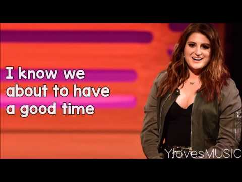 Meghan Trainor - Friends (Lyrics)