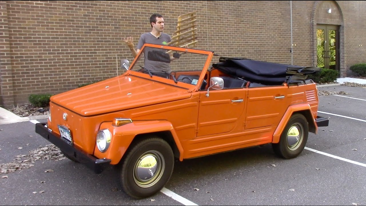 The Volkswagen Thing Is Slow Old Unsafe And Amazing Youtube
