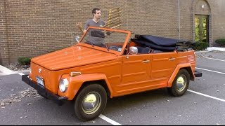 Download The Volkswagen Thing Is Slow, Old, Unsafe... and Amazing Mp3 and Videos
