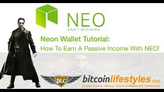 Neon Wallet Staking Tutorial: How To Earn NEO GAS Passively