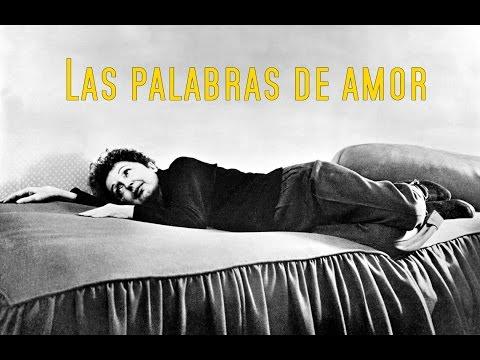 Édith Piaf -  Les Mots D'amour- Subtituldo al Español