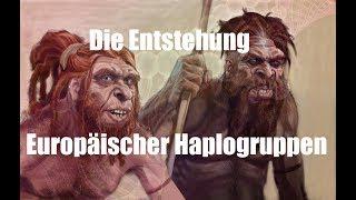 Entstehung europäischer Haplogruppen / Erste Völkermord der Geschichte