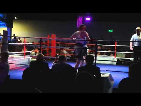 Harry Tomkinson Leeds amateur boxing