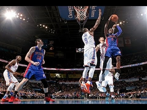 Oklahoma City Thunder vs Detroit Pistons - November 27, 2015