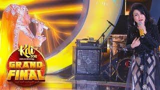 Pecah Duet Bintang Elvy Sukaesih Ft Rita Sugiarto DATANG UNTUK PERGI Grand Final KDI 2 10