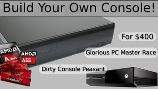 Build Your Own Console!