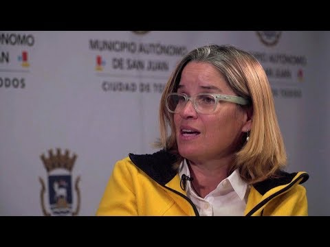 "San Juan Mayor Carmen Yulín Cruz On Trump, Shock Doctrine & ""Disaster Capitalism"" in Puerto Rico"