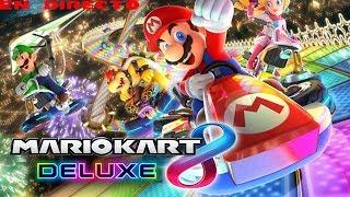 🔴Mario Kart 8 Deluxe en Directo con Subs