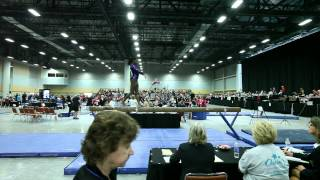 Chae Campbell - Balance Beam - 2015 Women's Junior Olympic Championships