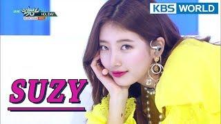 SUZY (수지) - HOLIDAY [Music Bank COMEBACK / 2018.02.02]