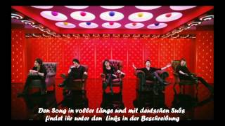 Arashi - Face Down [german sub]