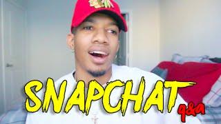 Snapchat Q&A #1