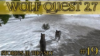 Gifts of the Pack Ancestors 🐺 Wolf Quest 2.7 - Stories in the Sky 🐺 Episode #19