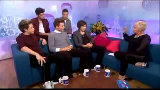 One Direction Interview On Loose Women With Denise Welch