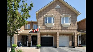 53 Jinnah Crt Toronto Ontario M4A 2Y2 | Eglinton and Victoria Park Freehold Townhouse *SOLD