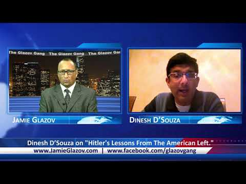 "Dinesh D'Souza on ""Hitler"