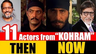 """Video 11 Bollywood Actors from """"KOHRAM"""" 1999 