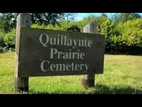 Go Twilight Tour Quillayute Prairie Cemetery