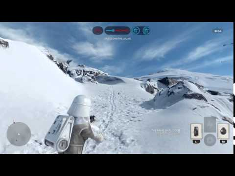 STAR WARS™ Battlefront™ Beta - Best Sound Ever! (Thermal Implosion Grenade)