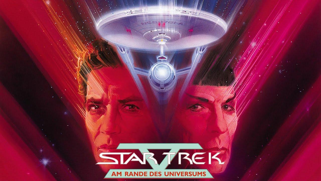 Star Trek 5 - Trailer HD deutsch