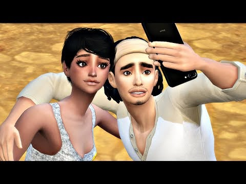 NEW BAE /LOVE TRIANGLE/ Part 2/ A Sims 4 Story