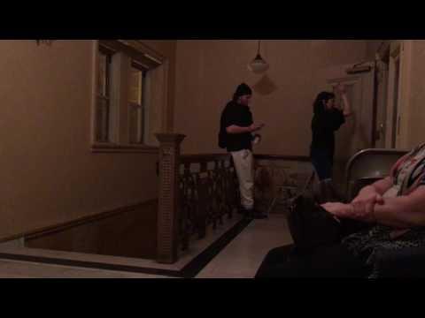 Gregg Allman - Carnegie Music Hall Homestead, Soul Shine (sitting in the foyer)