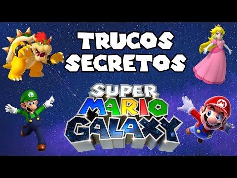 Trucos Secretos: Super Mario Galaxy - Retro Toro