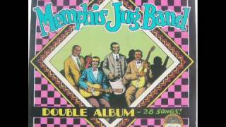 Memphis Jug Band - Cocaine Habit Blues