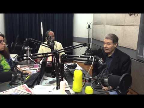 Escándalo: el momento en que le avisaban a Víctor Hugo Morales que es despedido de Continental