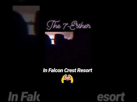 Sweetest 7 Esther In Falcon Crest Resort In Bulacan Youtube