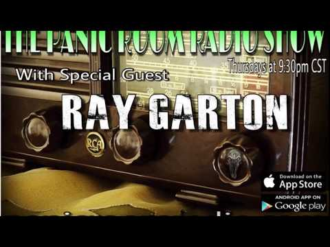 The New Panic Room Episode 51 featuring guests Ray Garton & Destiny Hawkins