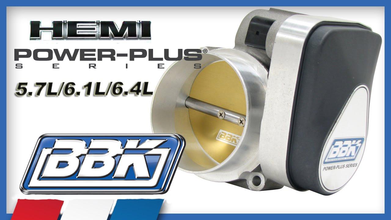 Hemi Throttle Body Challenger Charger 300 Srt8 5 7 6 1l 6
