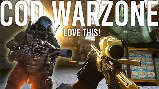Call of Duty Warzone - I LOVE this game mode!